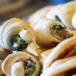 Puff pastry snack — Photo
