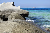 Beautiful sea in Sardinia — Zdjęcie stockowe