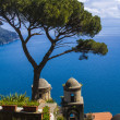 Famous Amalfi Coast — Stock Photo