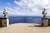 Terrace to the sea — Stock Photo