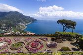 Famous Amalfi Coast — Stock Photo