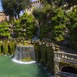 Stock Photo: Villd'Este in Tivoli - Italy