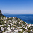 Capri island - Italy — Stock Photo
