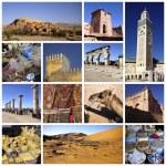 Marocco collage — Stock Photo #41208871