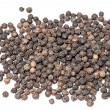 Stock Photo: Black pepper seeds