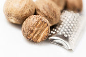 Nutmeg — Stock Photo