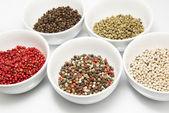 Mix  pepper — Stock Photo
