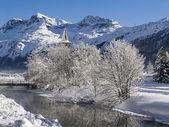Winter landscape — Fotografia Stock