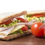 Sandwiches — Stock Photo #45697907