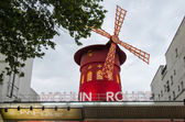 Moulin Rouge - Paris — Stock Photo