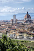 Florence panorama - Italy — Stock Photo