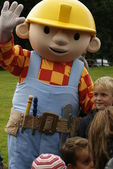 Bob the builder — Stock fotografie
