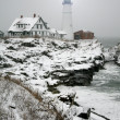 Stock Photo: Portland Head Light