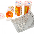Stock Photo: Prescription Drugs