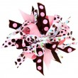 Stock Photo: Cupcake Hair Ribbon Bow