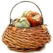 Decorative Basket — Stock Photo