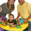 Beautiful Hispanic Family — Stock Photo
