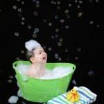 Bubble Bath — Stock Photo