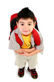 First Day of School — Foto Stock