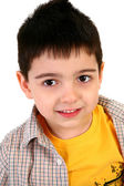 Adorable Five Year Old Boy — Stock Photo