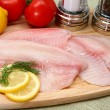 Fresh Ttilapia - Stock Photo