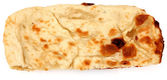 Naan Indian Bread — Stock Photo