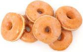 Glazed Doughnuts — Stock Photo