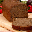 German Dark Wheat Bread - ストック写真
