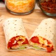 Breakfast Burrito — Stock Photo #12950504