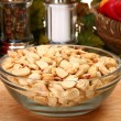 Dry Roasted Peanuts Unsalted — Stock Photo #12950552