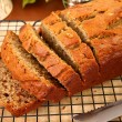 Banana Bread — Foto de Stock