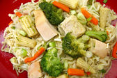 Chicken Stirfry — Stock Photo
