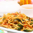 Mongolian Stir Fry — Stock Photo