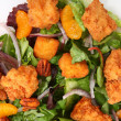 Crispy Chicken Salad - Foto Stock