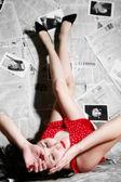 女性 — ストック写真