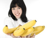 Bananas — Stock Photo