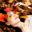 Stock Photo: Fall Beauty