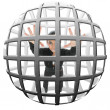 Caged — Stock Photo #13182190