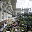 Gaylord Opryland Hotel Nashville Tennessee - Stock Photo