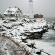 Portland Head Light — Stockfoto