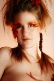 Artistic Portrait — Stock Photo