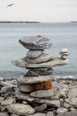 Stack of Rocks — Stock Photo