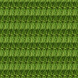 Wheatgrass Seamless Background - Stock Photo