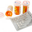 prescription drugs — Stock Photo