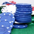 Poker Chips 01 - Stock Photo