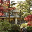 Stock Photo: Shinto Temple Shrine in FukuotJapan