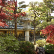 Shinto Temple Shrine in Fukuota Japan — Foto de Stock