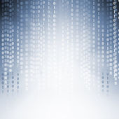 Binary code — Stock Photo