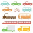 Transportation — Stockvector #17983951