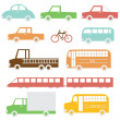 Transportation — Stock Vector #17983951